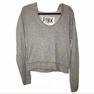 Victoria Secret Pink Sweatshirt Pink Size S/P (L)